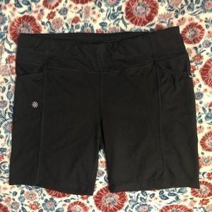 XL Athleta Bike Shorts